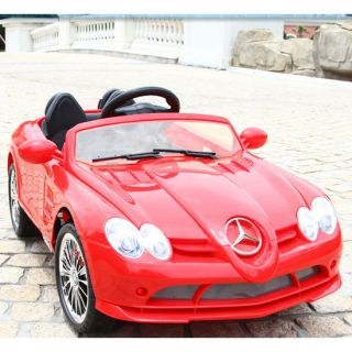 Mercedes Ride On Sports Car Toy Kids Ages 1 3 with Power Wheels REMOTE