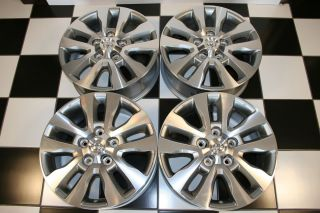 Tundra Sequoia Factory 20 Take Off Wheels Rims 69533 Set of 4
