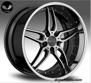 Genesis Cadillac CTS G35 G37 350z 370z Accord Coupe Wheels Tires