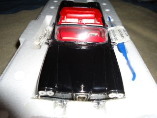 FRANKLIN MINT 1958 FORD EDSEL CITATION CONV. EXTRAORDINARY ALL THE