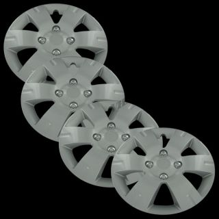 Hubcaps Center Hub Caps Wheel Rim Covers Set