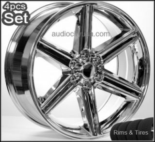 IROC Wheels and Tires Escalade Chevy Rims H3 Silverado Yukon