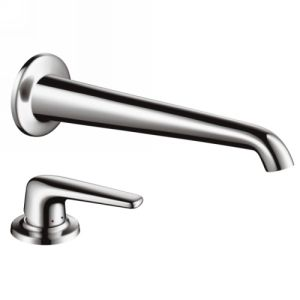 Hansgrohe 19137001 Axor Bouroullec Axor Bouroullec Wall Spout & Single Handle Fa