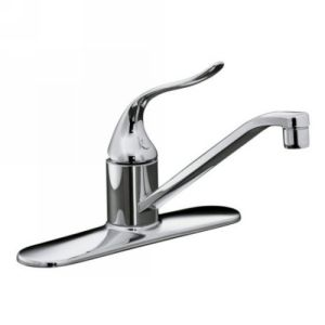 Kohler K 15171 FT CP Coralais Single Handle Kitchen Faucet