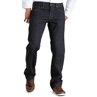 ARIZONA Original Straight Jeans, Dark Rinse, Mens