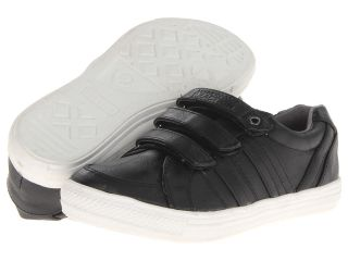 Kenneth Cole Reaction Kids Flag Roll Boys Shoes (Black)