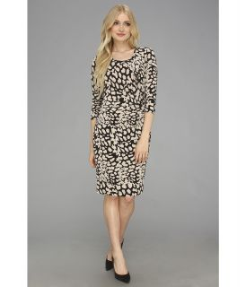 Calvin Klein Printed Matte Jersey Dress CD3A22Q6 Womens Dress (Multi)