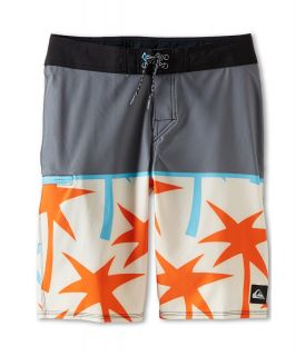 Quiksilver Kids Young Guns Boardshort Boys Swimwear (Black)