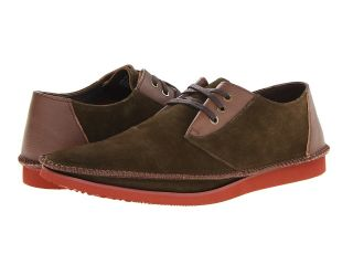 Deer Stags Delaware Mens Shoes (Olive)