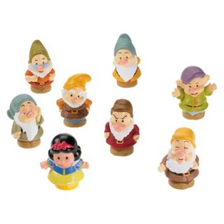 Fisher Price Little People Disney Princess Snow White and the Seven Dwarfs Gift