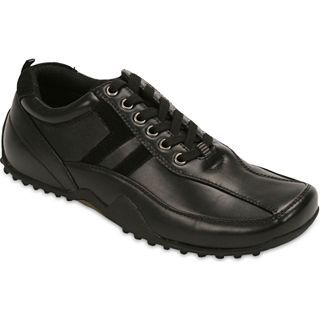 Deer Stags Donald Mens Work Shoes, Black