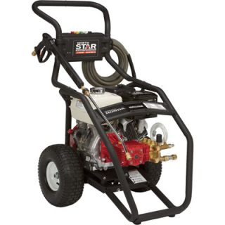 NorthStar Super High Flow Gas Cold Water Pressure Washer   5.0 GPM, 3000 PSI,