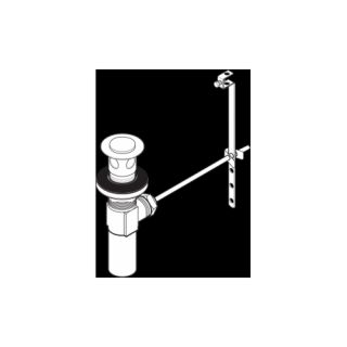 Delta Faucet RP26533RB Universal Metal Sink Drain Assembly Less Lift Rod & Knob