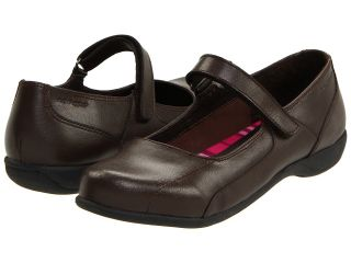 Hush Puppies Kids Pep Rally Girls Shoes (Brown)
