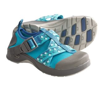Chaco Vitim EcoTread Water Shoes (For Kids and Youth)   SHARKY (4 )