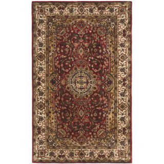 Safavieh Persian Legend Ivory/Red Rug PL528A Rug Size 5 x 8