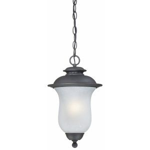 Thomas Lighting THO 190080030 Carlisle Lantern Pendant Black 1x13W 120