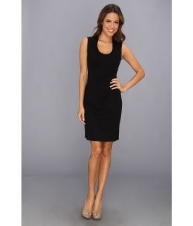 Kenneth Cole New York Helice Dress Womens Dress (Black)