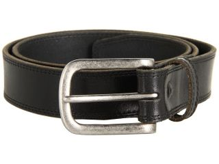 Johnston & Murphy Casual Double Buckle Mens Belts (Black)
