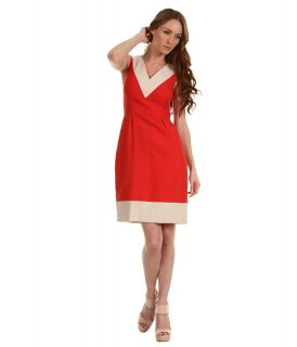Kate Spade New York James Dress Womens Dress (Red)