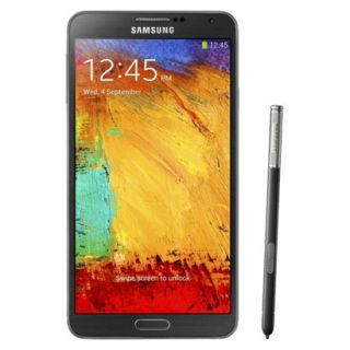Samsung Galaxy Note III N9000 Unlocked Cell Phone, brightspot Compatible   Black