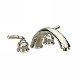 Dynasty Hardware DYN S 83635 CM Deco Two Handle Roman Tub Faucet