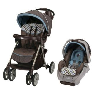 Graco Alano Classic Connect Baby Travel System   Dakota
