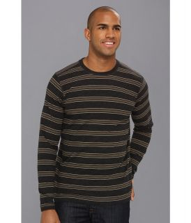 Quiksilver Waterman Rockaway Knit Top Mens Clothing (Black)