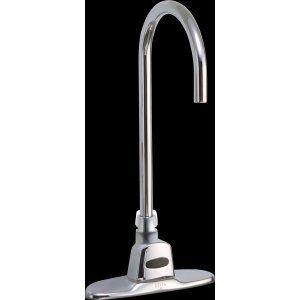 Delta Faucet 1501T3370 Electronics Single Hole Battery Operated Electronic Basin