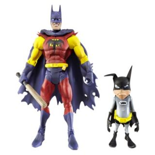 Batman Unlimited Planet X with Batmite Collector Action Figure