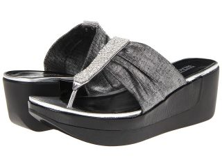 Kenneth Cole Reaction Pepe Rosino Womens Sandals (Pewter)