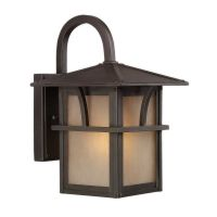 Sea Gull Lighting SEA 88880BLE 51 Medford Lakes Fluorescent Small Outdoor Lanter