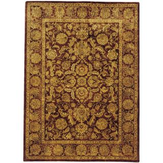 Safavieh Golden Jaipur Tradition Brown Rug GJ273A Rug Size 5 x 8