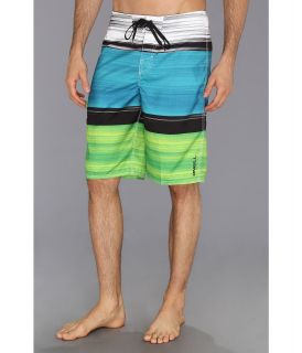 ONeill Kingston In Line Boardshort Mens Swimwear (Blue)