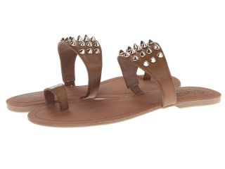 Kenneth Cole Unlisted Double Coin Womens Sandals (Brown)