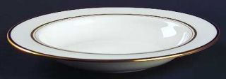 Lenox China Library Lane Navy 9 Soup/Pasta Bowl, Fine China Dinnerware   Kate S