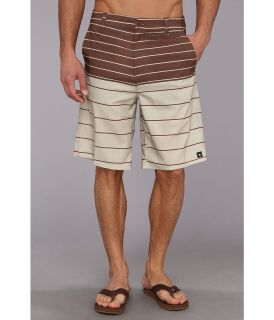 Rip Curl Pier Boardwalk Mens Swimwear (Brown)