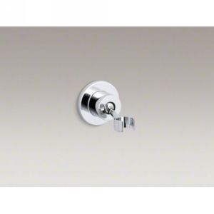 Kohler K 975 CP Purist Adjustable Wall Mount Handshower Holder