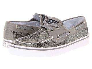 Sperry Top Sider Kids Bahama Girls Shoes (Pewter)