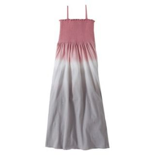 Burts Bees Baby Toddler Girls Dip Dye Beach Dress   Dusty Rose 4T