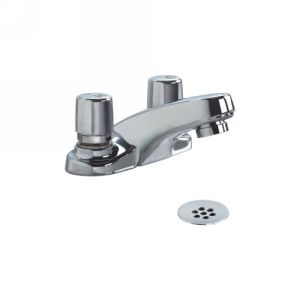 Delta Faucet 2517LF HDF Universal Commercial Two Handle Metering Lavatory Faucet