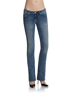 Lily Baby Bootcut Jeans   Blue Haze