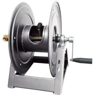 General Pump Heavy Duty Hose Reel with Swivel   5000 PSI, 150ft. Capacity,