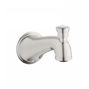 Grohe 13610EN0 Geneva Wall Mounted Diverter Spout