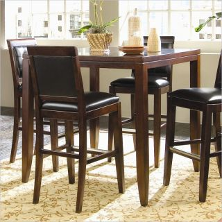 American Drew Tribecca Leather Bar Stools   Set of 2 Multicolor   ADL4339