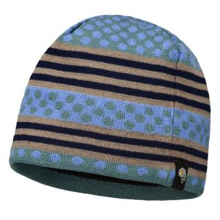 Mountain Hardwear Ara Dome Beanie Hat   Wool (For Women)   SEA GREEN (R )