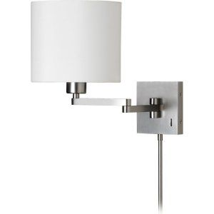 Dainolite DAI DMWL7713 SC Universal Cast Metal Double Arm Wall Lamp