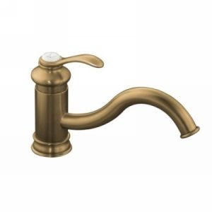 Kohler K 12175 BV Fairfax Single Handle Kitchen Faucet