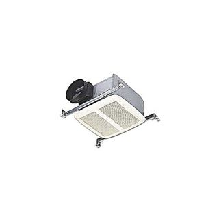Nutone QTXEN150 Bathroom Fan, 150 CFM Ultra Silent Series, Energy Star Rated for 6 Duct