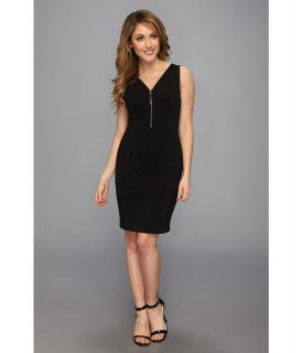 Kenneth Cole New York Calista Dress Womens Dress (Black)